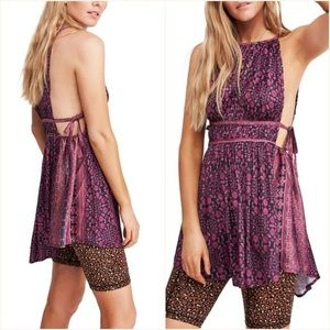 Free People Mid Summer's Day Tunic Top